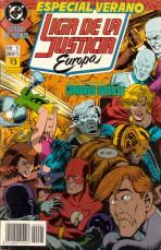 Liga de la Justicia Europa Vol.1 - Especial Verano '91