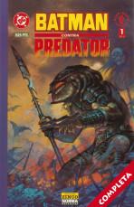 Batman contra Predator Vol.1 - Completa -