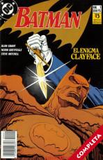 Batman. El Enigma Clayface Vol.1 - Completa -