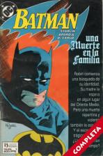 Batman: Una Muerte En La Familia Vol.1 - Completa -