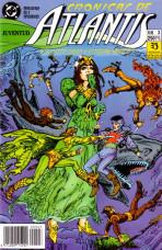 Crónicas de Atlantis Vol.1 nº 3