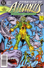 Crónicas de Atlantis Vol.1 nº 4