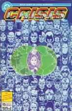 Crisis en Tierras Infinitas Vol.1 nº 5
