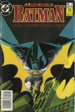 Clásicos D.C. Vol.1 nº 1 - Batman / Green Lantern & Green Arrow