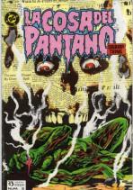 La Cosa del Pantano - American Gothic - Vol.3 nº 2