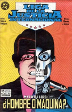 Liga de la Justicia Internacional Vol.1 nº 10
