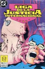 Liga de la Justicia Internacional Vol.1 nº 14