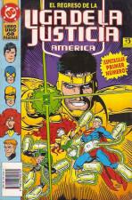 Liga de la Justicia América Vol.2 nº 1