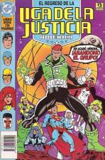 Liga de la Justicia América Vol.2 nº 2