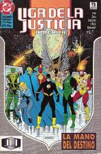 Liga de la Justicia América Vol.2 nº 4