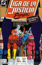Liga de la Justicia Europa Vol.1 nº 6