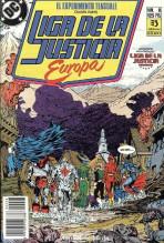 Liga de la Justicia Europa Vol.1 nº 8