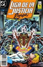 Liga de la Justicia Europa Vol.1 nº 9