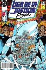 Liga de la Justicia Europa Vol.1 nº 16