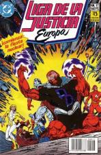 Liga de la Justicia Europa Vol.1 nº 17