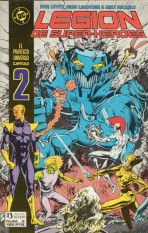 Legión de Super-Héroes Vol.1 nº 2