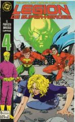 Legión de Super-Héroes Vol.1 nº 4