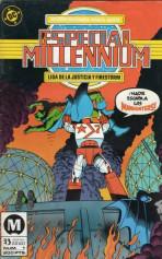 Especial Millenium Vol.1 nº 1 - Liga de la Justicia y Firestorm