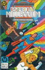 Especial Millenium Vol.1 nº 6 - Liga de la Justicia y Firestorm