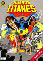 Nuevos Titanes Vol.1 - Completa -