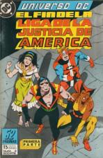 Universo D.C. Vol.1 nº 3 - El fin de la Liga de la Justicia de America