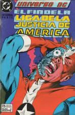 Universo D.C. Vol.1 nº 4 - El fin de la Liga de la Justicia de America