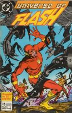 Universo D.C. Vol.1 nº 7 - Flash