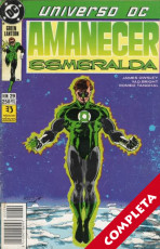 Green Lantern: Amanecer Esmeralda