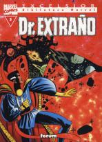 Biblioteca Marvel: Dr. Extraño Vol.1 nº 3