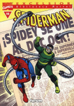 Biblioteca Marvel: Spiderman Vol.1 nº 10