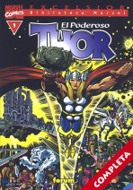 Biblioteca Marvel: Thor Vol.1 - Completa -