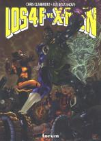 Los 4 F vs. X-Men
