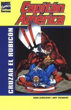 Capitán América: Cruzar el Rubicón