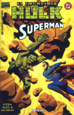 El Increíble Hulk vs. Superman