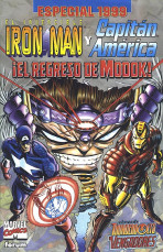 Iron Man Vol.4 - Iron Man & Capitán América Especial '99