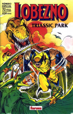 Lobezno: Triassic Park