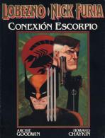 Novelas Gráficas Marvel Vol.2 nº 1 - Lobezno - Nick Furia: Conexión Escorpio