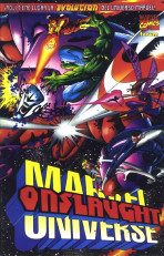 Onslaught: Universo Marvel