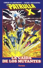 La Patrulla-X: La Caída de los Mutantes