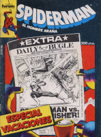 Spiderman Vol.1 - Especial Vacaciones '86