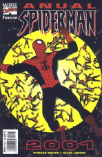 Spiderman Annual 2001