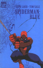 Marvel Knights Spiderman: Blue