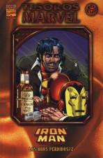 Tesoros Marvel Vol.1 nº 8 - Iron Man, Los años Perdidos 2