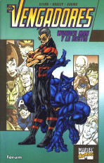 Especial Vengadores: Wonder Man y La Bestia
