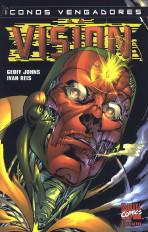Iconos Vengadores: La Visión