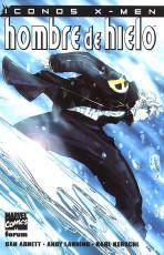 Iconos X-Men: Hombre de Hielo