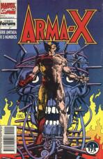 Arma-X Vol.1 nº 1