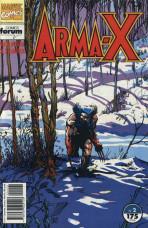 Arma-X Vol.1 nº 2