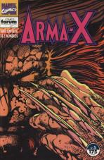 Arma-X Vol.1 nº 5
