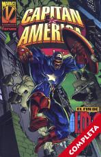 Capitán América: El fin de I.M.A. Vol.1 - Completa -